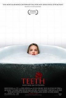 Teeth - Teeth, starring Jess Weixler, John Hensley and Josh Pais
