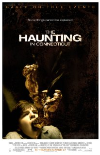 the haunting in connecticut - This is the cover of the haunting in connecticut movie which I definitely recommend watching if you like scary movies