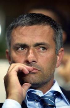 Jose Mourinho is a worried man after the opening d - Jose Mourinho is a worried man after the opening day draw against Valencia.