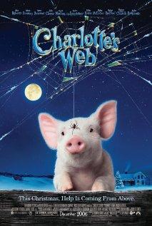 Charlotte's Web - Charlotte's Web, starring Dakota Fanning, Julia Roberts and Oprah Winfrey