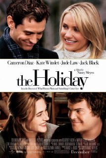 The Holiday - The Holiday, starring Kate Winslet, Cameron Diaz and Jude Law