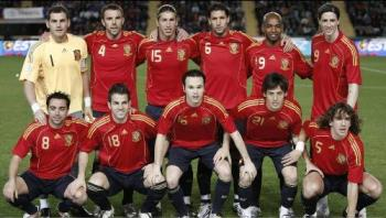 Spain has too much power for any team to handle, i - Spain has too much power for any team to handle, including France.