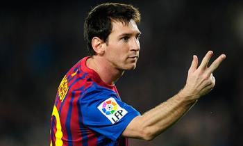 Lionel Messi is simply awesome and a genius. He ca - Lionel Messi is simply awesome and a genius. He can score 100 goals in a season.