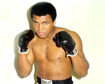 Mohammad Ali was one of the greatest boxer of all  - Mohammad Ali was one of the greatest boxer of all time, if not the greatest.