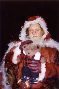 The Hogfather - An alternative early vision of Santa Claus