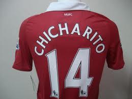 ch14 - Chicharito Hernandez Jersey