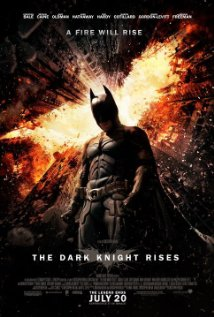 The Dark Knight Rises - The Dark Knight Rises, starring Christian Bale, Tom Hardy and Anne Hathaway