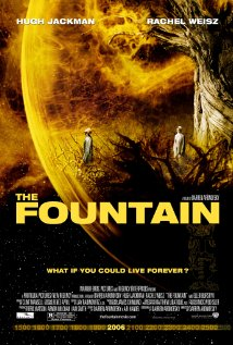 The Fountain - The Fountain, starring Hugh Jackman, Rachel Weisz and Sean Patrick Thomas