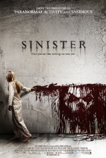 Sinister - Sinister, starring Ethan Hawke, Juliet Rylance and James Ransone