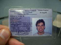 Driving license - Driving license