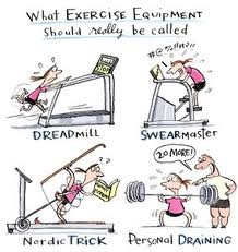 Exercising - Doing some exercise