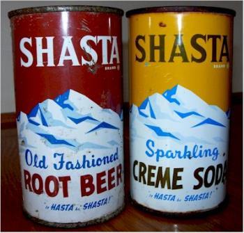 Shasta Cola -    ...............