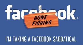 Facebook Sabbatical - Image showing Facebook sabbatical