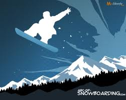 snowboarding -  Its one of the best activities for me. Just great!