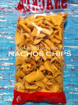 Nachos Snack -   Snack time nor midnight snack, Nachos cheese flavor is one great snack that you will really loved.
