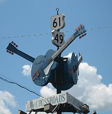 Crossroads - The picture was taken from Wikipedia.