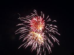 Fireworks - Explosions of people