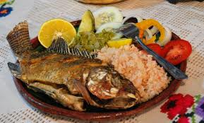 Mojarra  - The fried mojarra tacos are delicious!