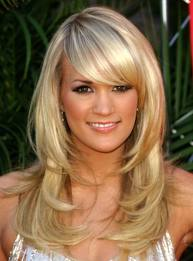 Hair cut can be good for refreshing new look - Ask your expert hair stylist for expert advice.