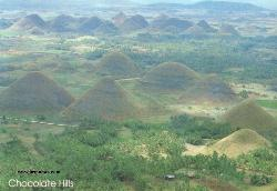 chocolate hills - try to visit our place...