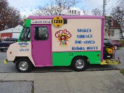 ice cream truck 4 sale - ice cream truck