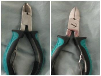 toe nail clippers I use purchased in a grocery/retail store.
