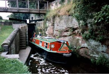 Our narrow boat Jeannie