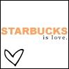 LOL - i love starbucks!