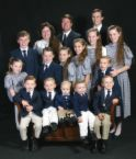 Duggar Family - Picture of the Duggar family.