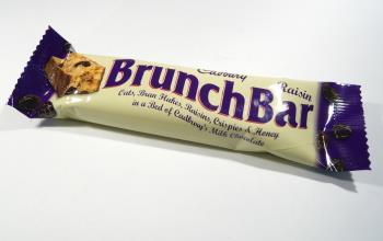 Cadbury Raisin Brunch Bar