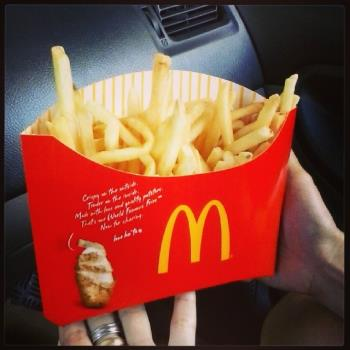 BFF fries