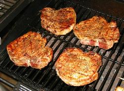 some meat - ..
