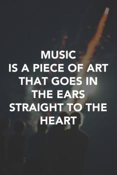 That's the power of MUSIC!