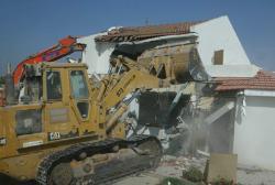 Bulldozer - My Bulldozer will destroy it...Hahaha