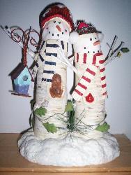 Snowmen - Please bring snow!!!