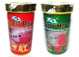 Humpy Head and Ever Red