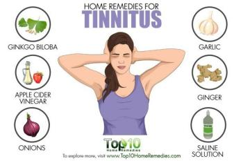 foods that help with tinnitus