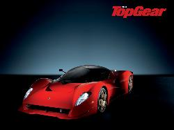ENZO P4/5 - Best car ever made