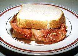 bacon sandwich - bacon sandwich