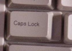 Caps Lock - Caps Lock Key