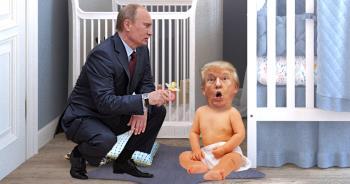 Poutin' Putin tries to calm the Tantrump!
