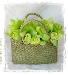 green flower - you like so