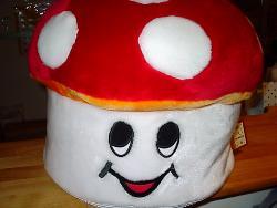 I love mushroom!!!! - Kinoko is my favorite...!!