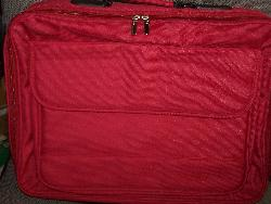 Laptop Bag - The laptop storage bag I bought off Ebay.