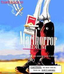 Marlboro - Smoke this
