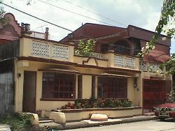 Our House In The Philippines Where I Grow UP - Internet Connection