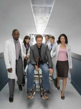 House, MD -Cast - the cast of the FOX hit Medical Drama House, MD