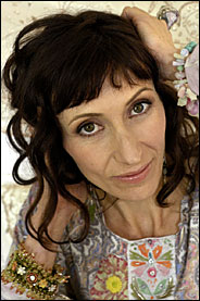 Francesca Lia Block - Fantasy writer Francesca Lia Block.