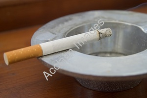 Smoke on the water........... - Smoking