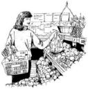 shopping  - women spend money on shopping than men...they love shopping and men they help them by giving money to them....